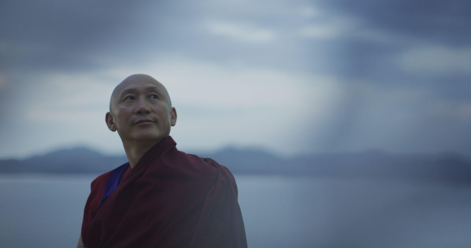 知名佛教僧侶及禪修大師 Geshe YongDong(Geshe La)。