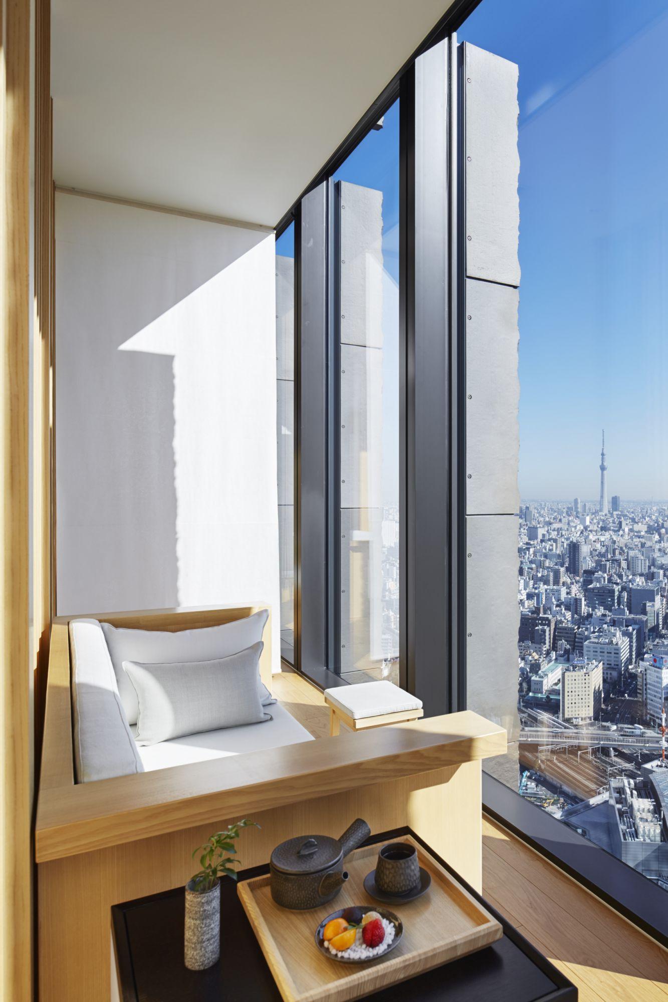 安縵東京。