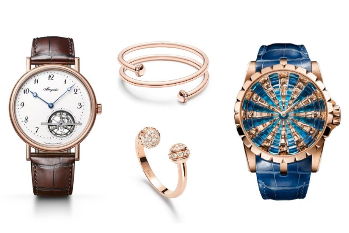 跟著鐘錶行家收藏「時髦配件」!PIAGET、Roger Dubuis、Breguet 珠寶腕錶款式推薦