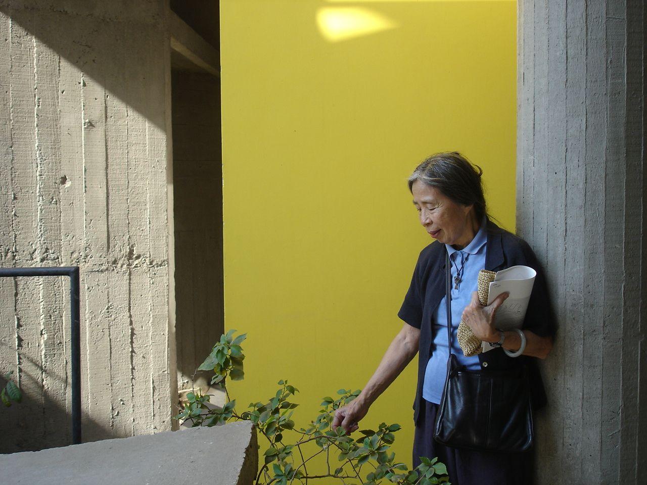 王秋華的建築設計風格反映著現代主義風格,同時著重與整體環境的比例平衡。(Images courtesy of 王秋華)