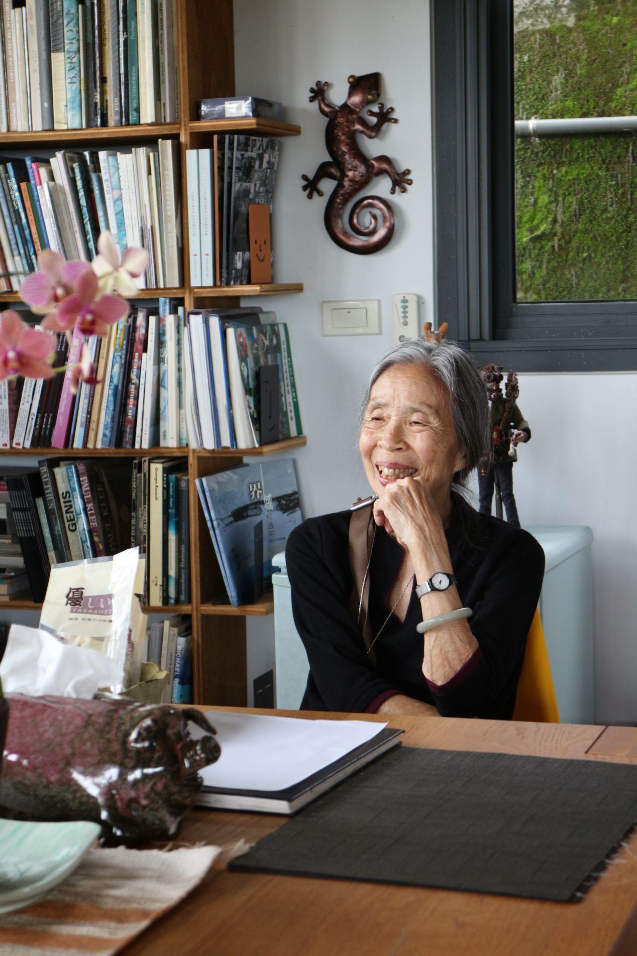 王秋華曾就讀華盛頓大學建築系、哥倫比亞大學建築及都市設計研究所,Percival Goodman 對她往後的設計理念有著深遠影響。(Images courtesy of 王秋華)