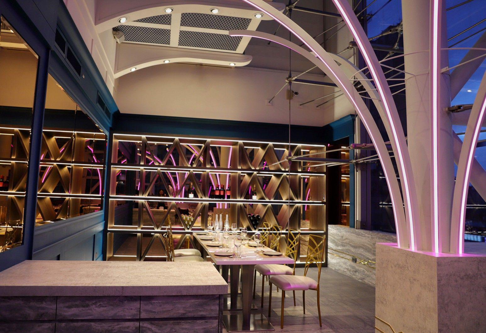 維多麗亞酒店新品牌「Rhapsody 狂想曲 Café & Bistro」落腳台北東區,無論日夜皆可享受奢華餐飲體驗