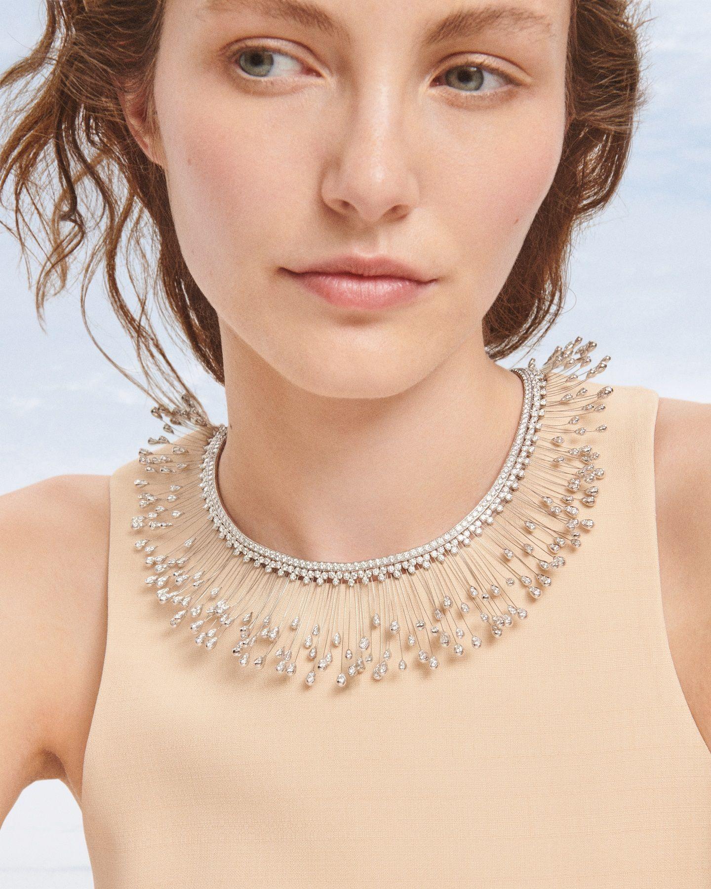 Boucheron Contemplation系列珠寶。