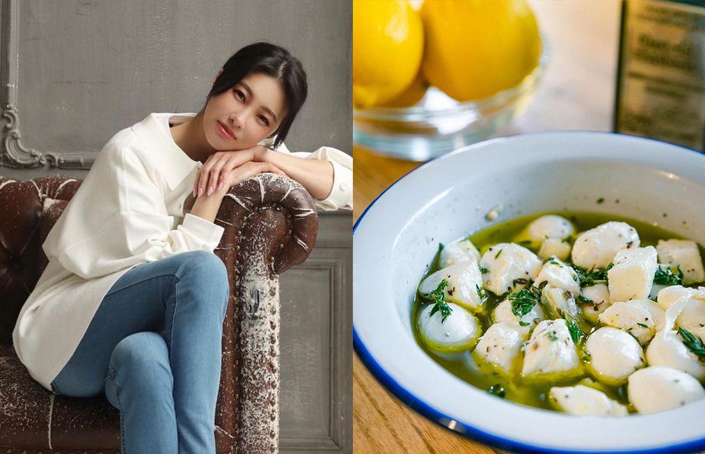 孫瑩瑩離婚開啟事業第二春 拍IGTV Yen Yen's Kitchen教做菜