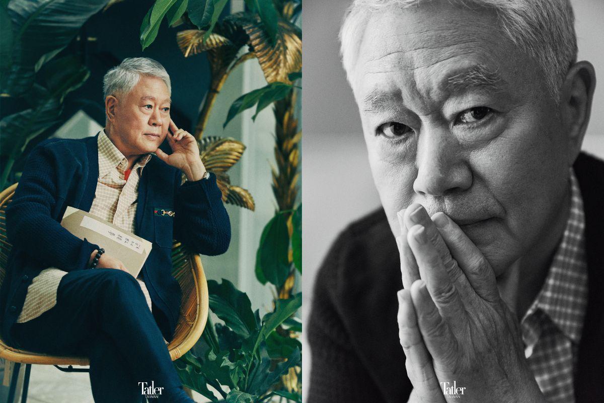 3月號封面人物蔣勳的生命省思:疫情之下,人們還該關心藝術嗎?