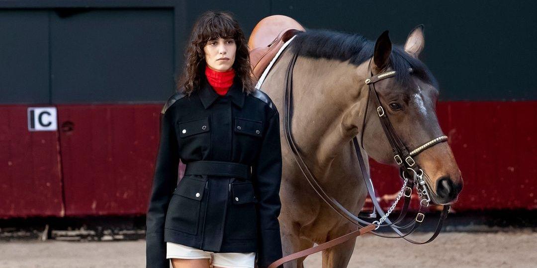把秀場搬來台灣!Longchamp 2021 秋冬系列帶你進入馬術場,不用出國也能感受巴黎氛圍!
