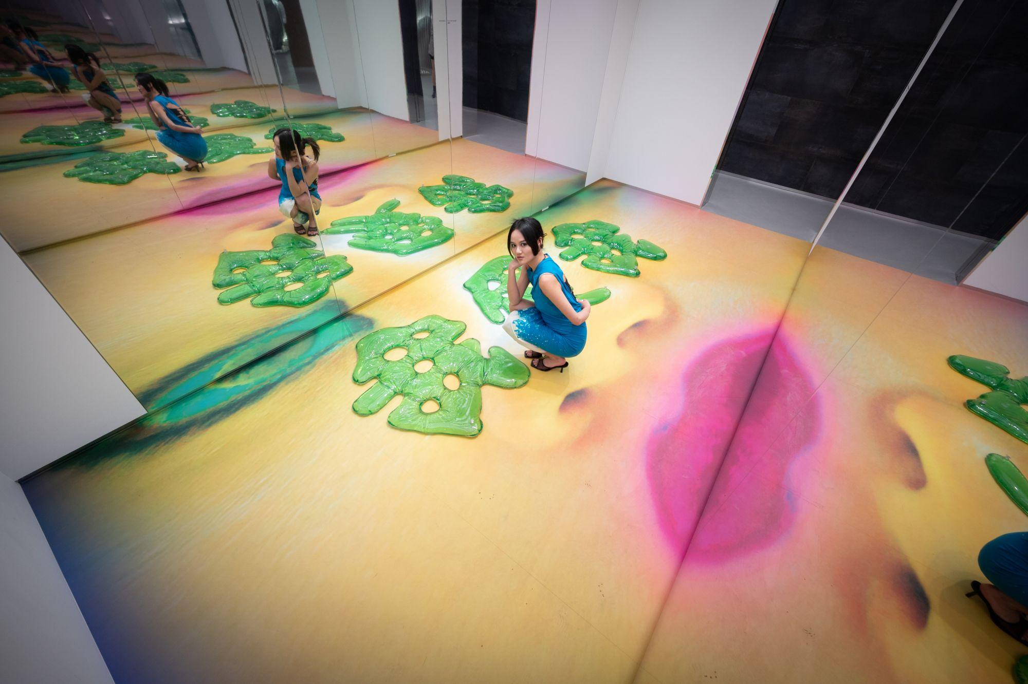 【2021亞洲文化影響力人士】新銳台灣藝術家江宥儀:「盡情的去感受、去輸入,到時候的輸出才會是真誠的。」