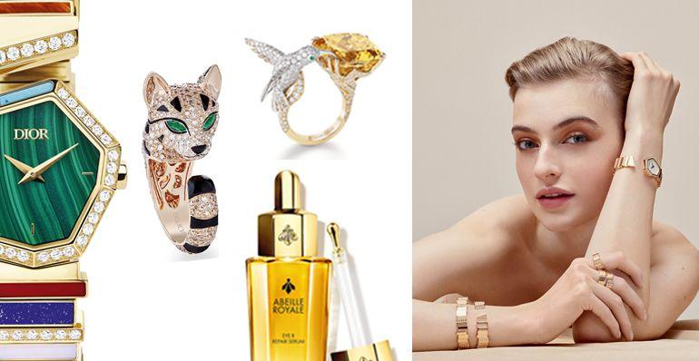 美的集合!從裡到外由保養、時尚飾品到珠寶腕錶,推薦最新美肌美錶美鑽報你知!