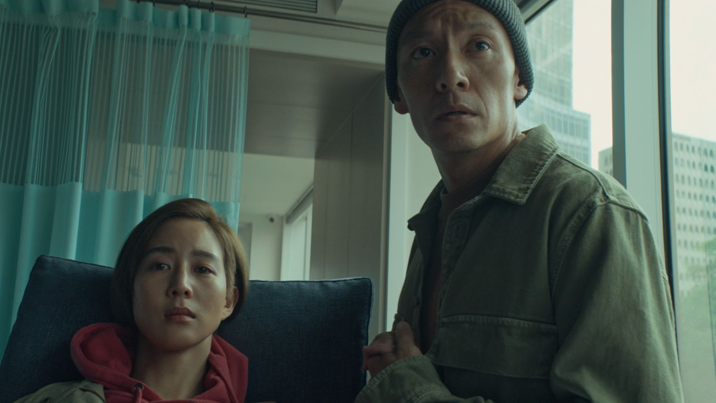 THE SOUL (L to R) JANINE CHEN as A BAO, CHANG CHEN as LIANG WEN CHAO in THE SOUL. Cr. COURTESY OF NETFLIX © 2021