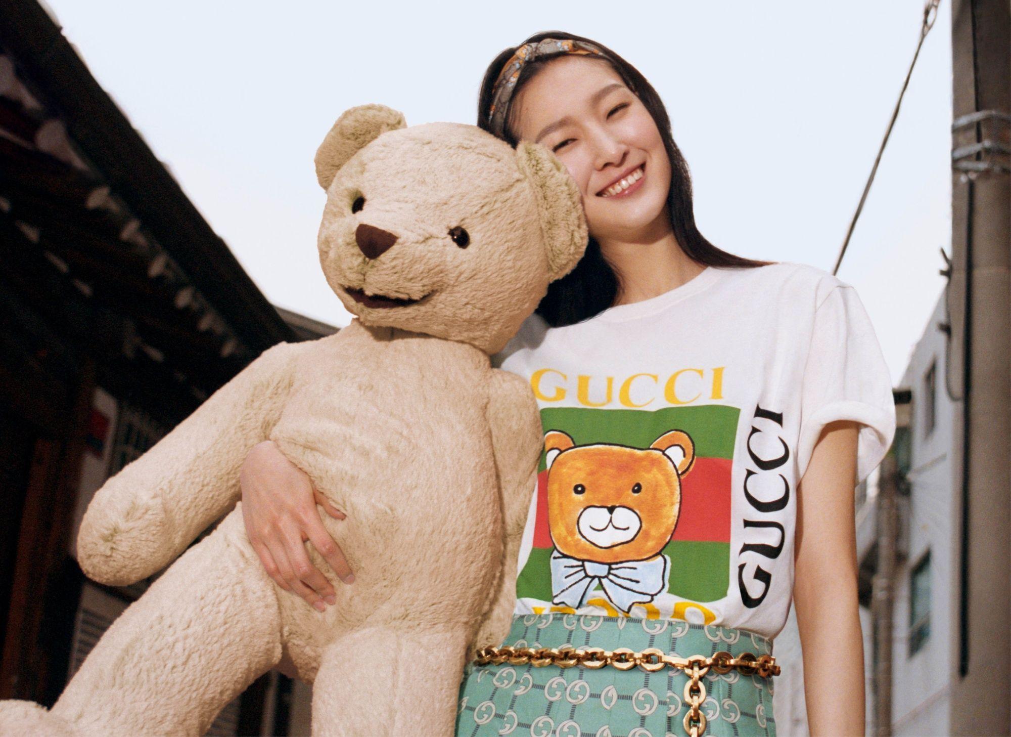 KAI x Gucci Collection