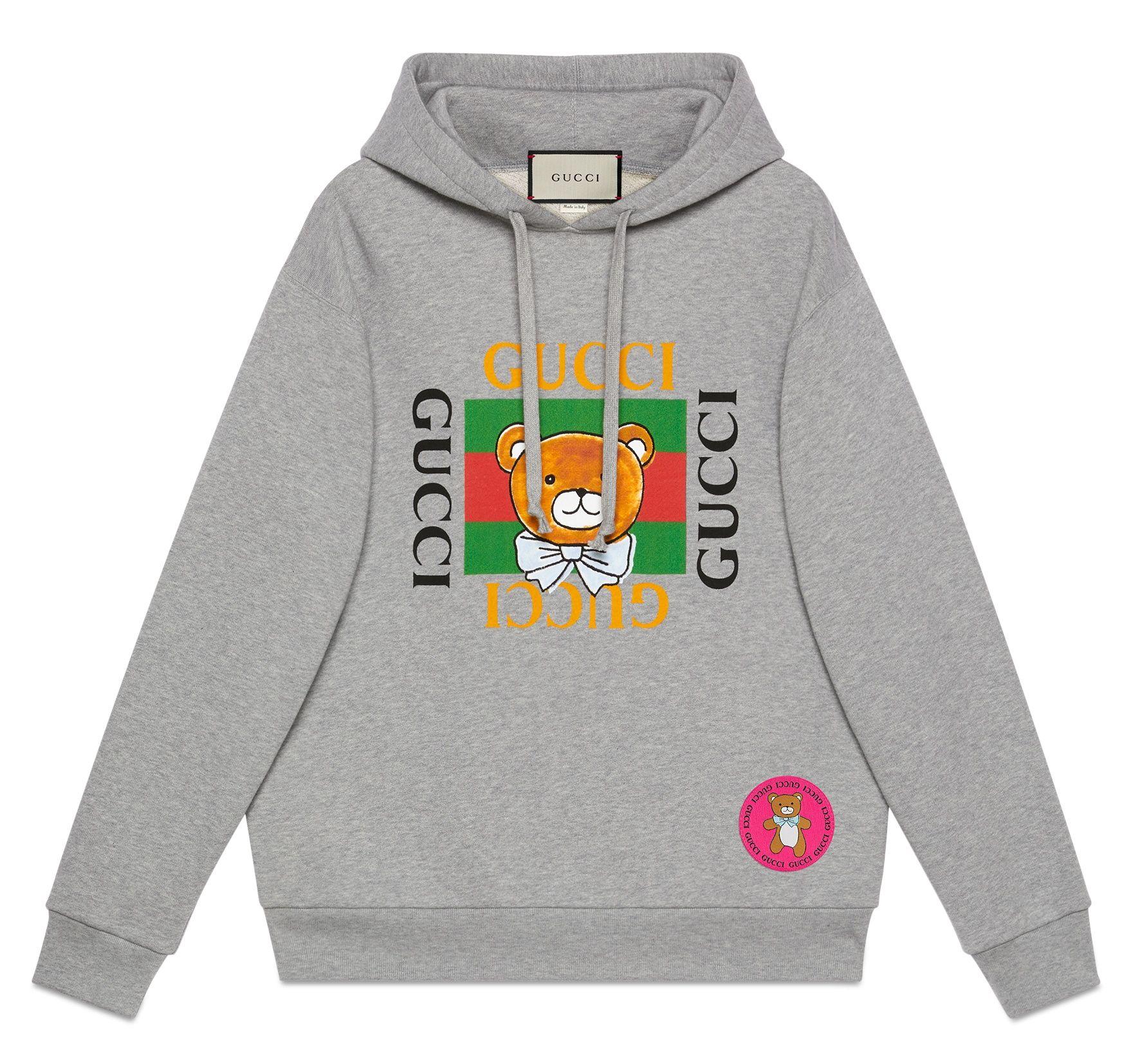 KAI x Gucci 聯名系列衛衣,建議售價 NT$42,000