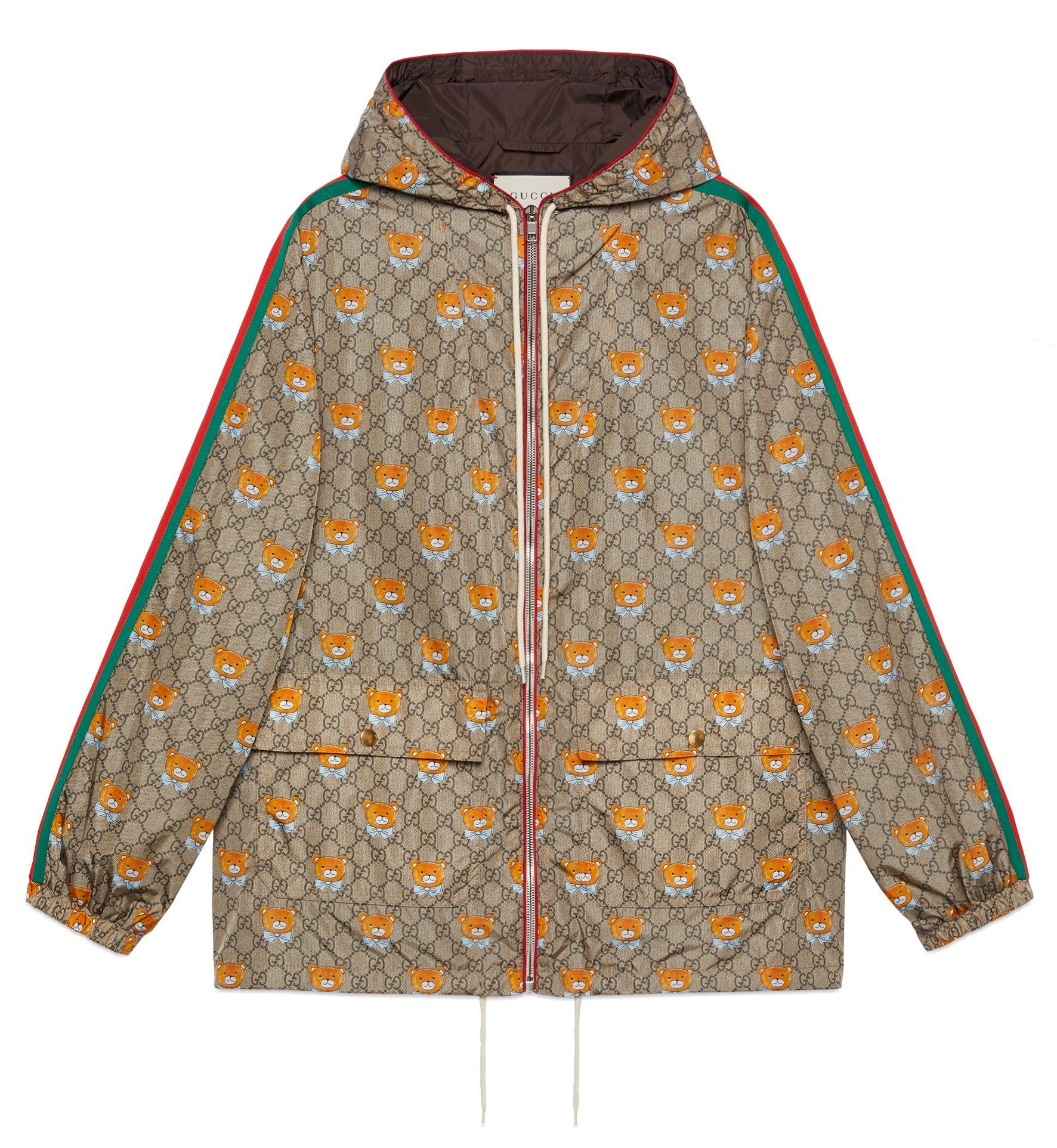 KAI x Gucci 聯名系列女士外套,建議售價 NT$65,000