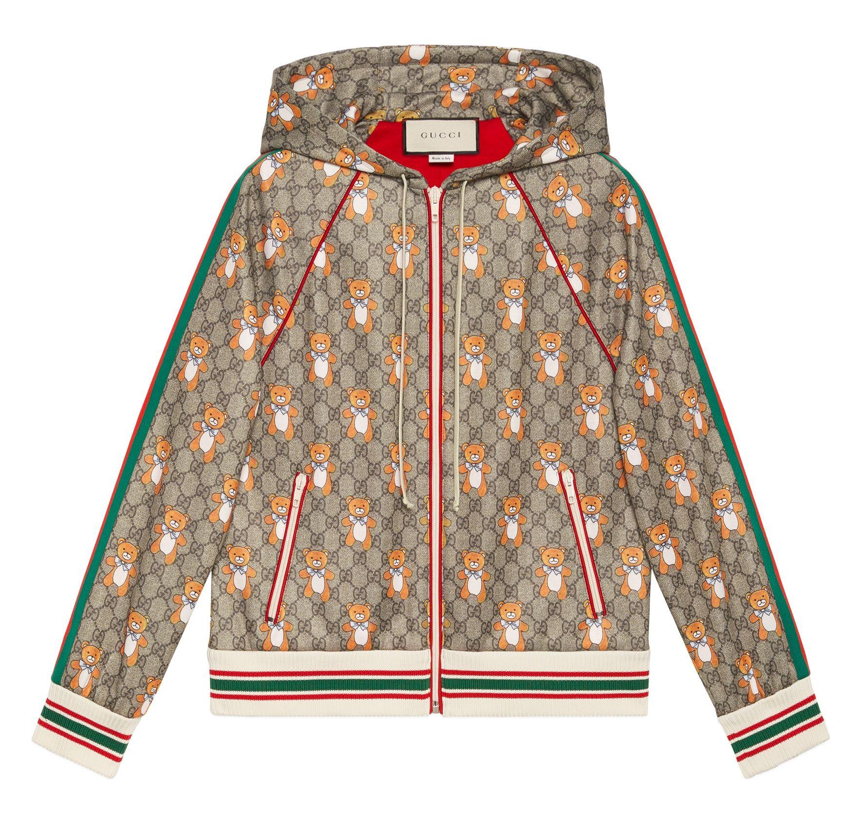 KAI x Gucci 聯名系列運動外套,建議售價 NT$58,200