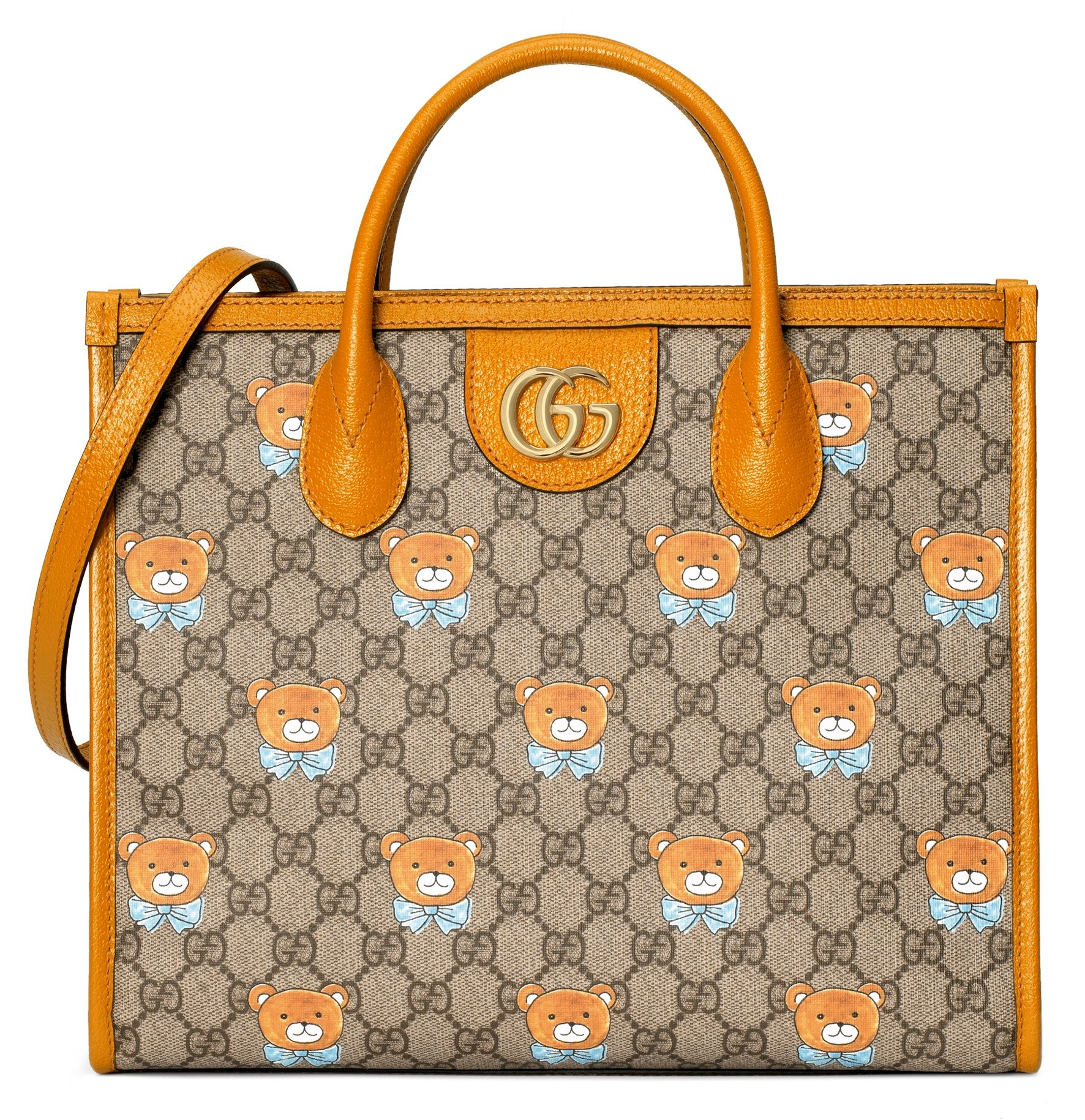 KAI x Gucci 聯名系列托特包,建議售價 NT$59,500