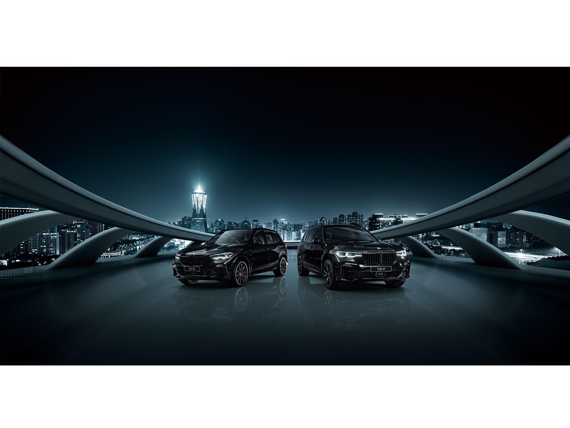 2021全新BMW 曜黑版大膽亮相!全新 BMW X5、X7 Dark Knight Edition 展現唯我獨行的酷傲美學