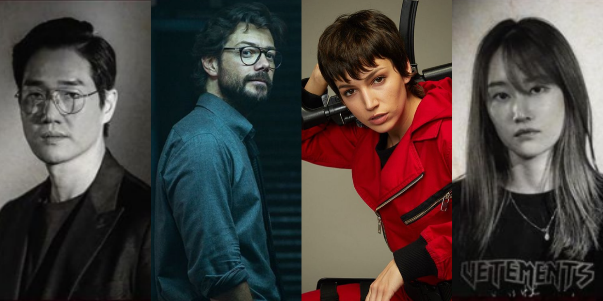 Netflix 西班牙影集《紙房子》韓版演員陣容揭曉,13 位重要角色一次看!