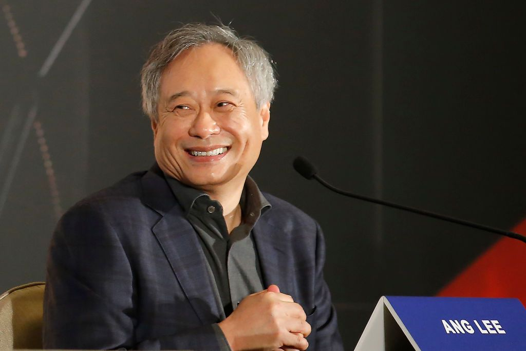 "TAIPEI, TAIWAN - OCTOBER 21: Ang Lee attends the Paramount Pictures ""Gemini Man"" Taipei Press Conference at Mandarin Oriental Hotel on October 21, 2019 in Taipei, Taiwan. (Photo by Ashley Pon/Getty Images for Paramount Pictures)"