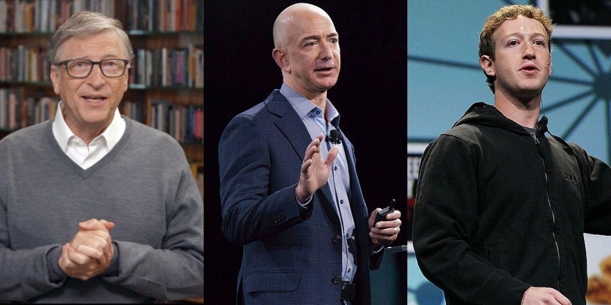 2021《富比士》富豪排行榜 Top 10:你心中的人選上榜沒?