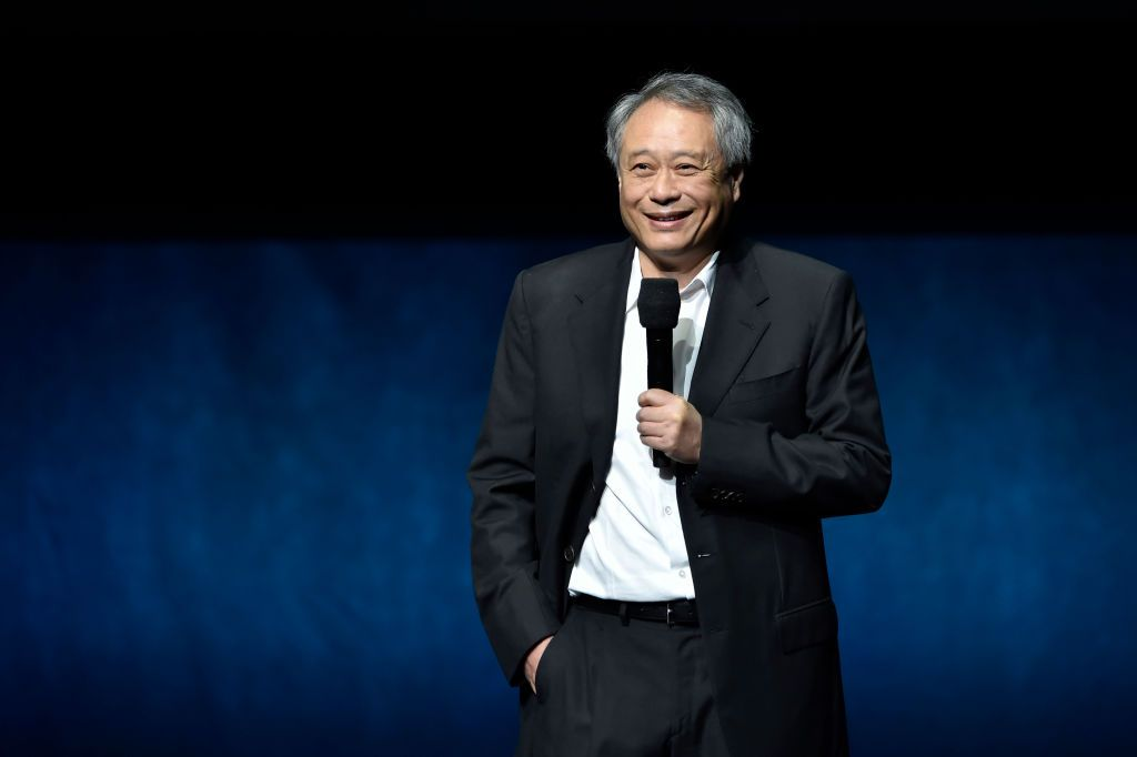 """LAS VEGAS, NEVADA - APRIL 04:  Director Ang Lee of """"Gemini Man"""" attends the Paramount Pictures CinemaCon® 2019 Presentation held at The Colosseum at Caesars Palace on April 04, 2019 in Las Vegas, Nevada.  (Photo by David Becker/Getty Images for Paramount Pictures)"""