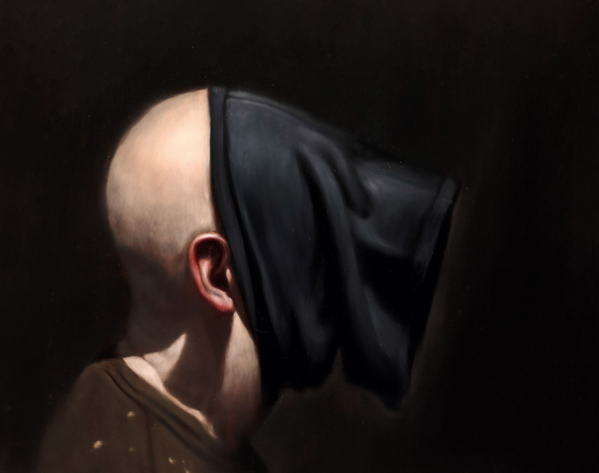 David Bowie也收藏他的作品!蘇格蘭藝術家Ken Currie以暗黑風格畫作探討人類的脆弱