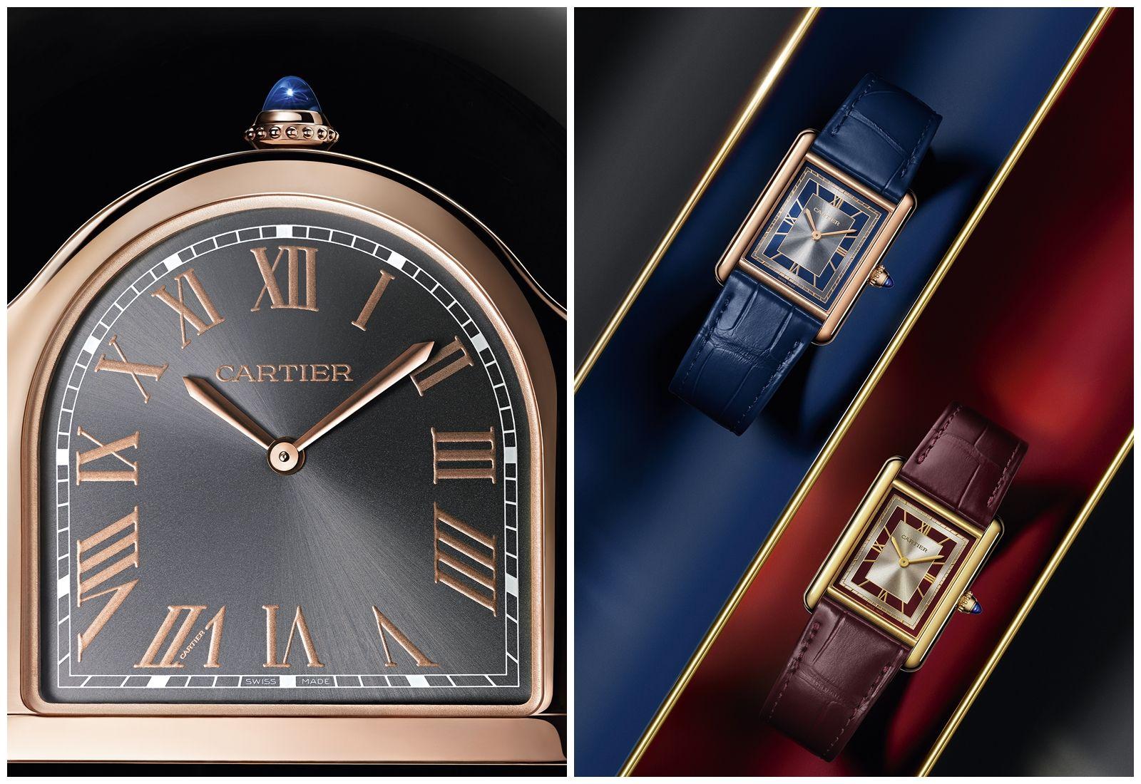 2021 Cartier新錶登場 不只比經典還要比創意