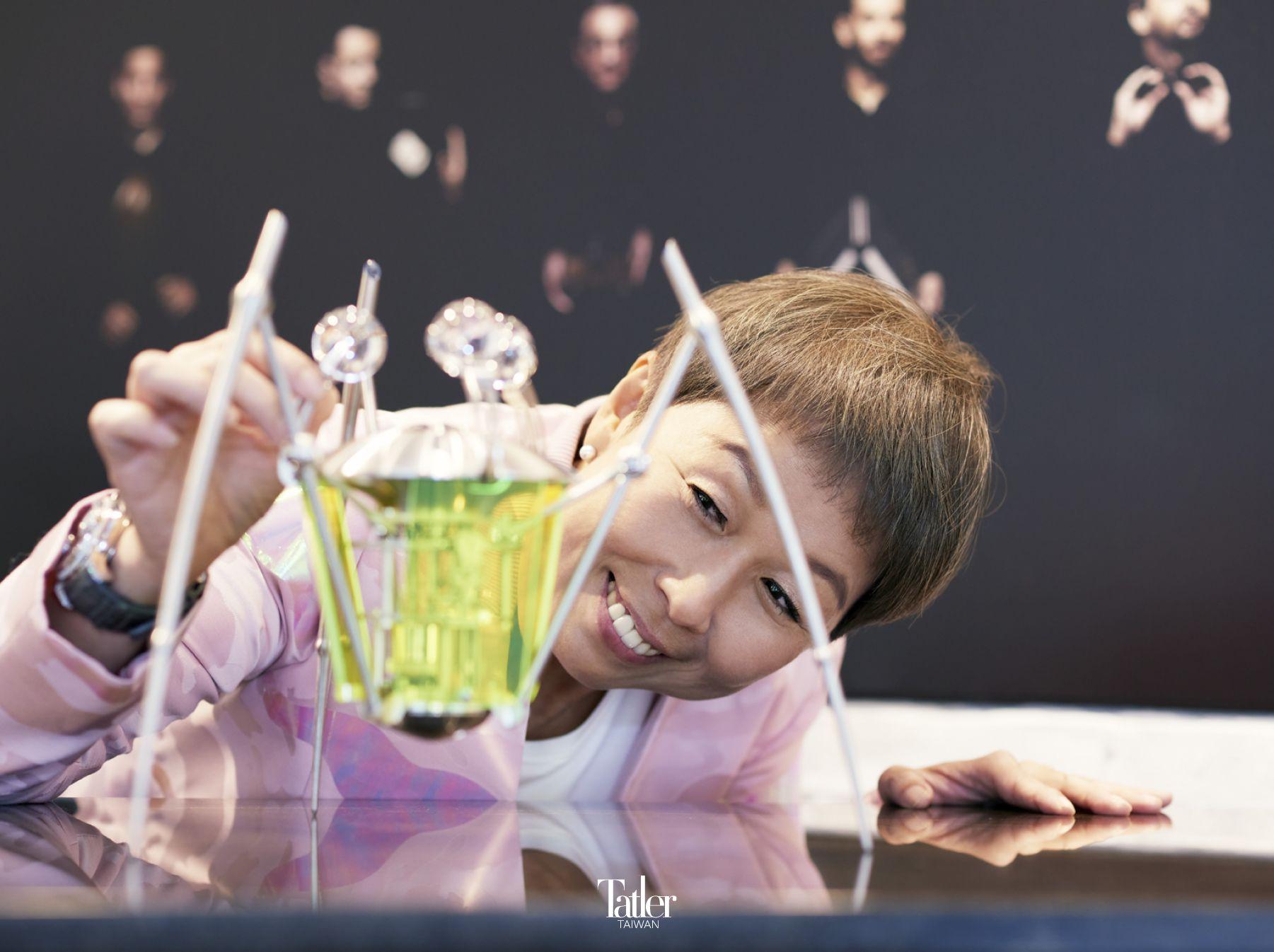 在台灣推廣獨立製錶,葳鑠總經理沈曉慧特立獨行的鐘錶奇遇