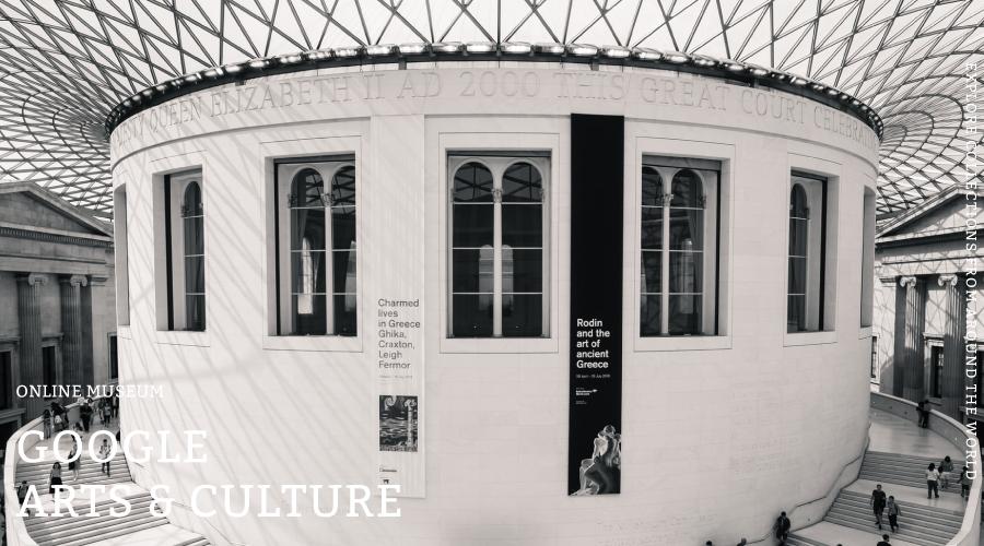 Google 創建「虛擬實境美術館」,讓藝術迷在家中也能一覽博物館藏品