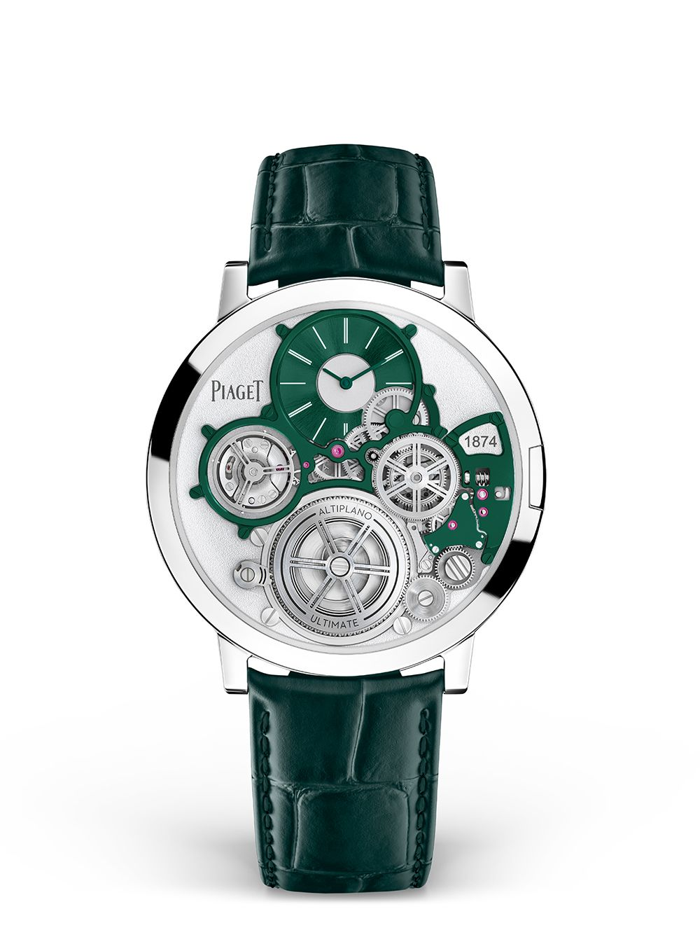 Altiplano Ultimate Concept仙子坡特別版腕錶by Piaget。
