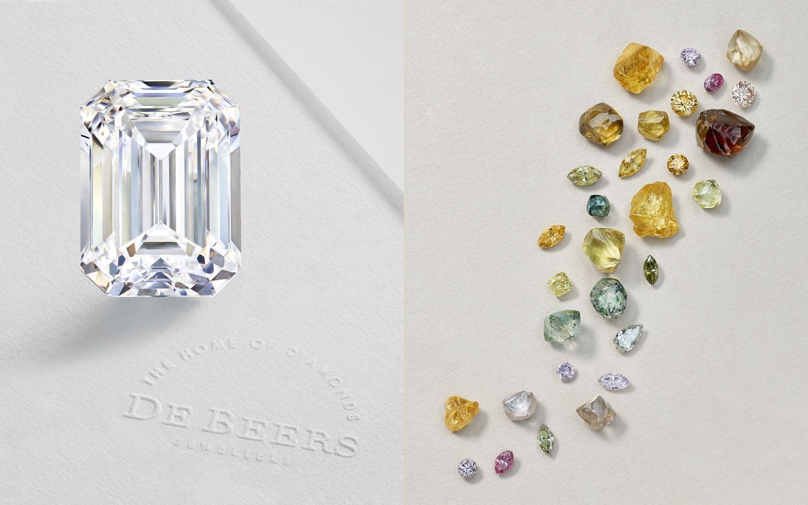 11顆鑽石、超過10億新台幣!De Beers The Master Diamonds系列天然美鑽抵台展出