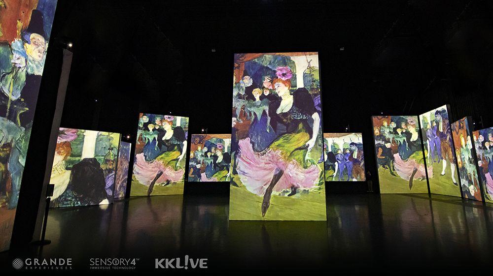 2021「印象‧莫內—光影體驗展」即將登場!5公尺巨幕、18位印象派大師、2000多幅經典作品一次看!