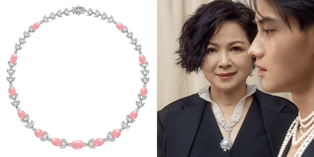 日本皇室御用珠寶商 MIKIMOTO 頂級珠寶展 3 大亮點整理,最高單價孔克珍珠曝光!