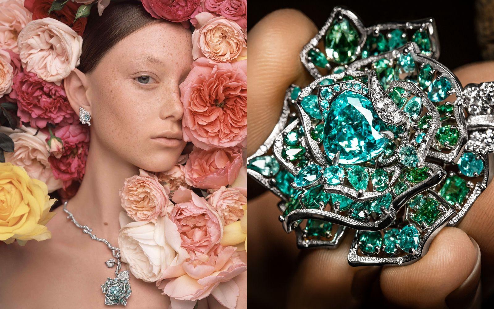 RoseDior高級珠寶暨腕錶展 40億珠寶璀璨來台!有史以來最大規模 3大必看亮點整理