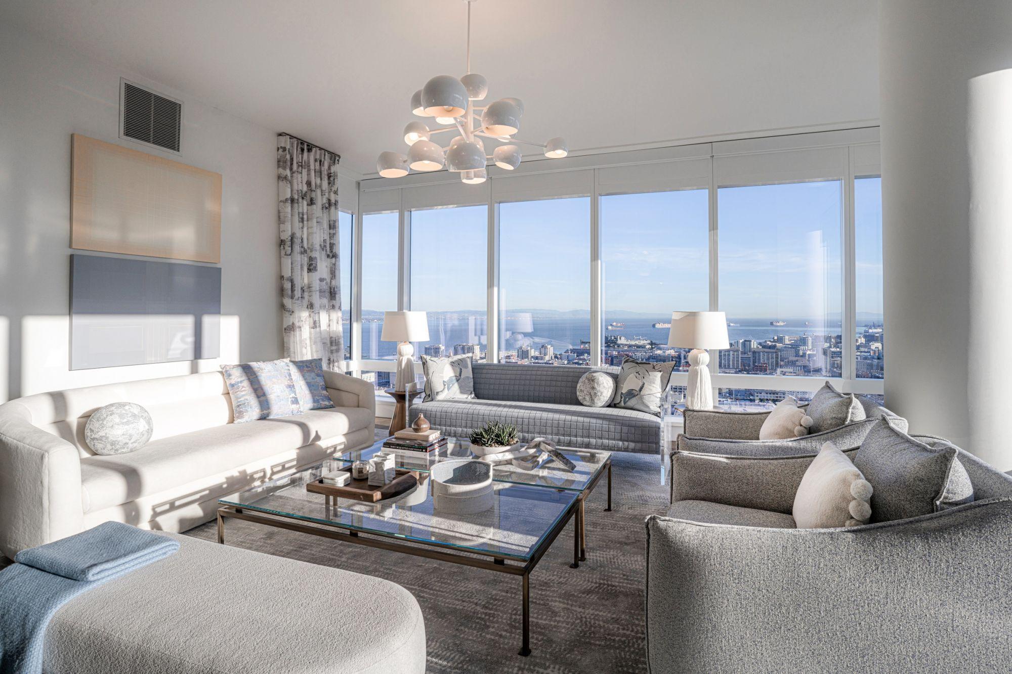 舊金山備受矚目全新豪宅完工!四季酒店旗下奢華住宅內裝搶先看