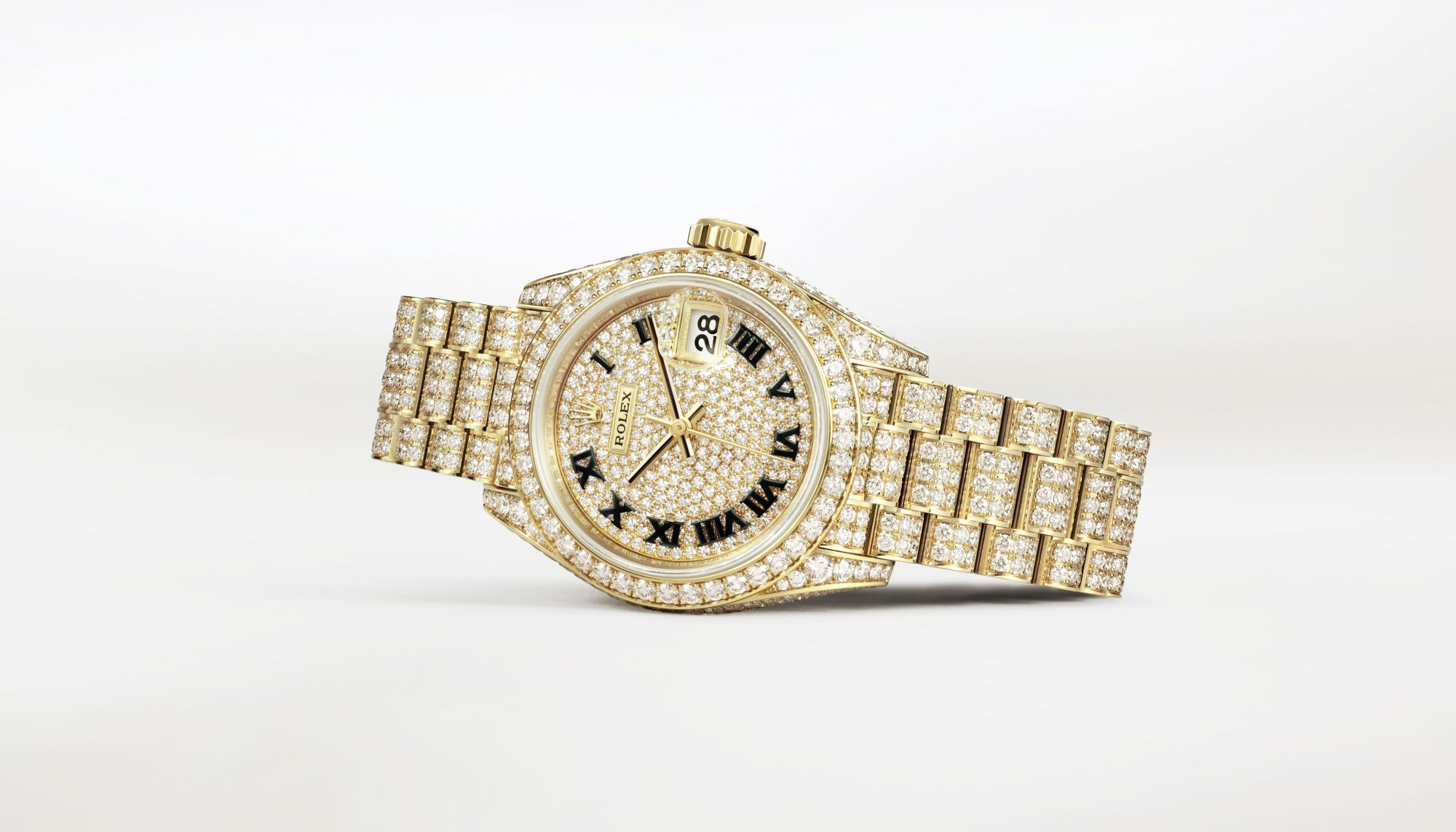 Oyster Perpetual Lady-Datejust