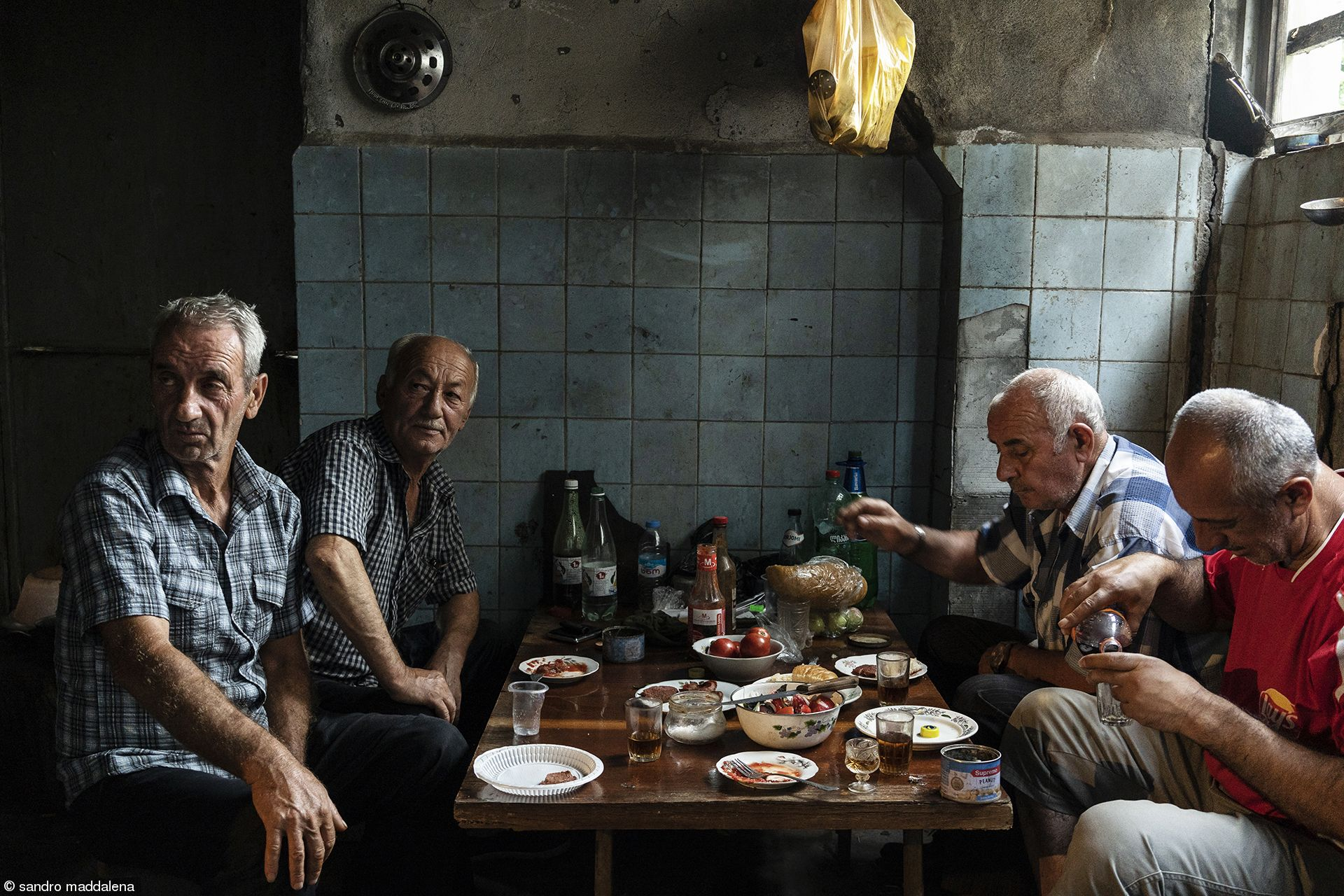Politics - Sandro Maddalena - Old friends