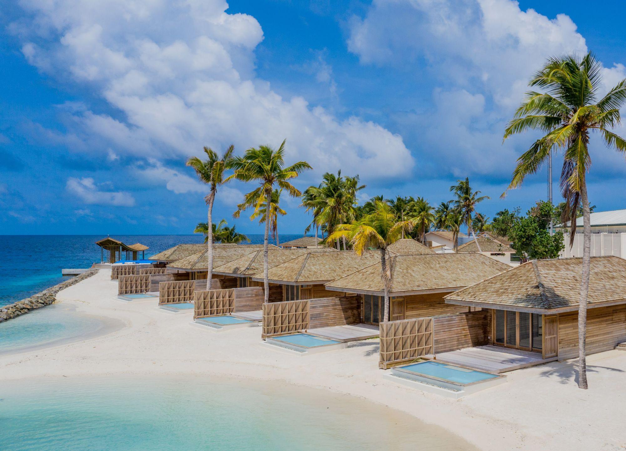 馬爾地夫五星級 Kagi Maldives Spa Island 奢華度假村。