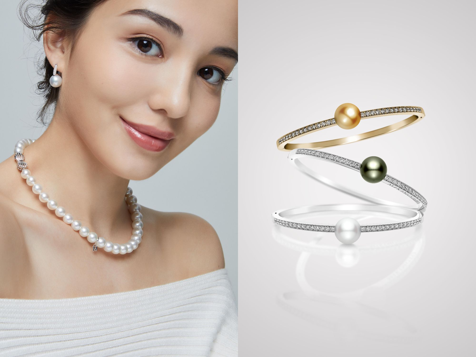 Mikimoto頂級珍珠飾品—為母親獻上來自大海的美麗