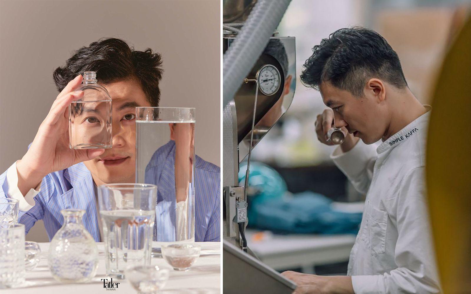 【2021亞洲餐飲影響力人士】世界冠軍咖啡師 興波咖啡吳則霖,用一杯世界級的咖啡讓世界看見台灣!