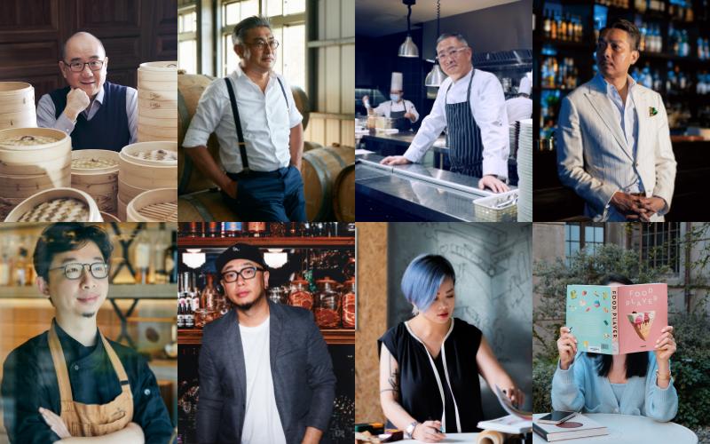 【2021亞洲最具影響力人物】精選26位你必須關注的台灣重量級美食家