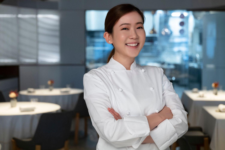 「2021亞洲最佳甜點主廚」賴思瑩(照片提供/Taïrroir)