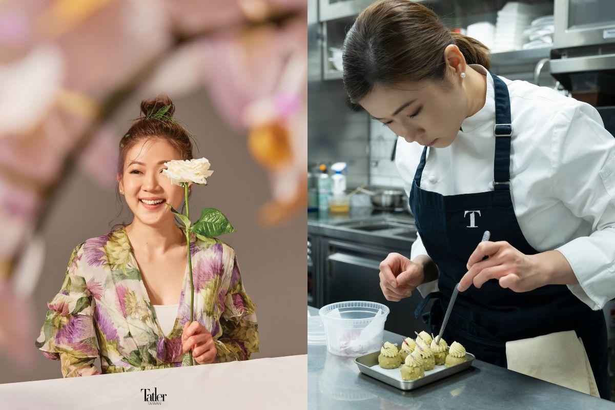 【2021亞洲餐飲影響力人士】「2021亞洲最佳甜點主廚」賴思瑩,用美食畫下快樂地圖