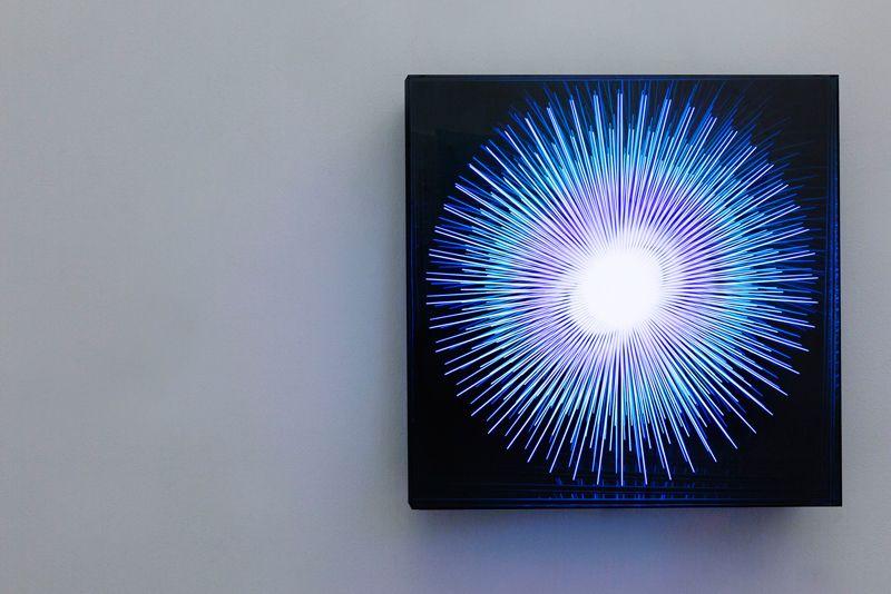 Hans Kotter作品〈Explosion〉。(圖/Bluerider ART提供)