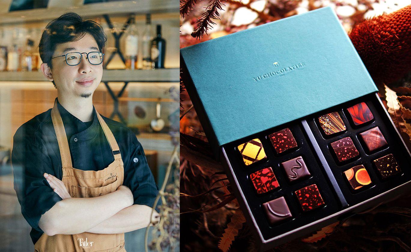 【2021亞洲餐飲影響力人士】畬室巧克力鄭畬軒:「我創作永遠都是因為『味道』,我想做令自己感動、且這個味道風格尚不存在的。」