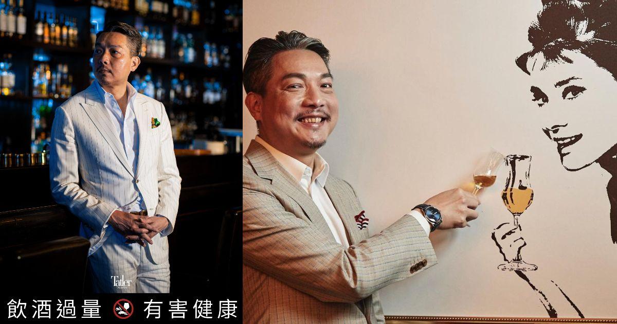 【2021亞洲餐飲影響力人士】執杯大叔林一峰,經營酒吧30年、引領威士忌進入「文化領域」
