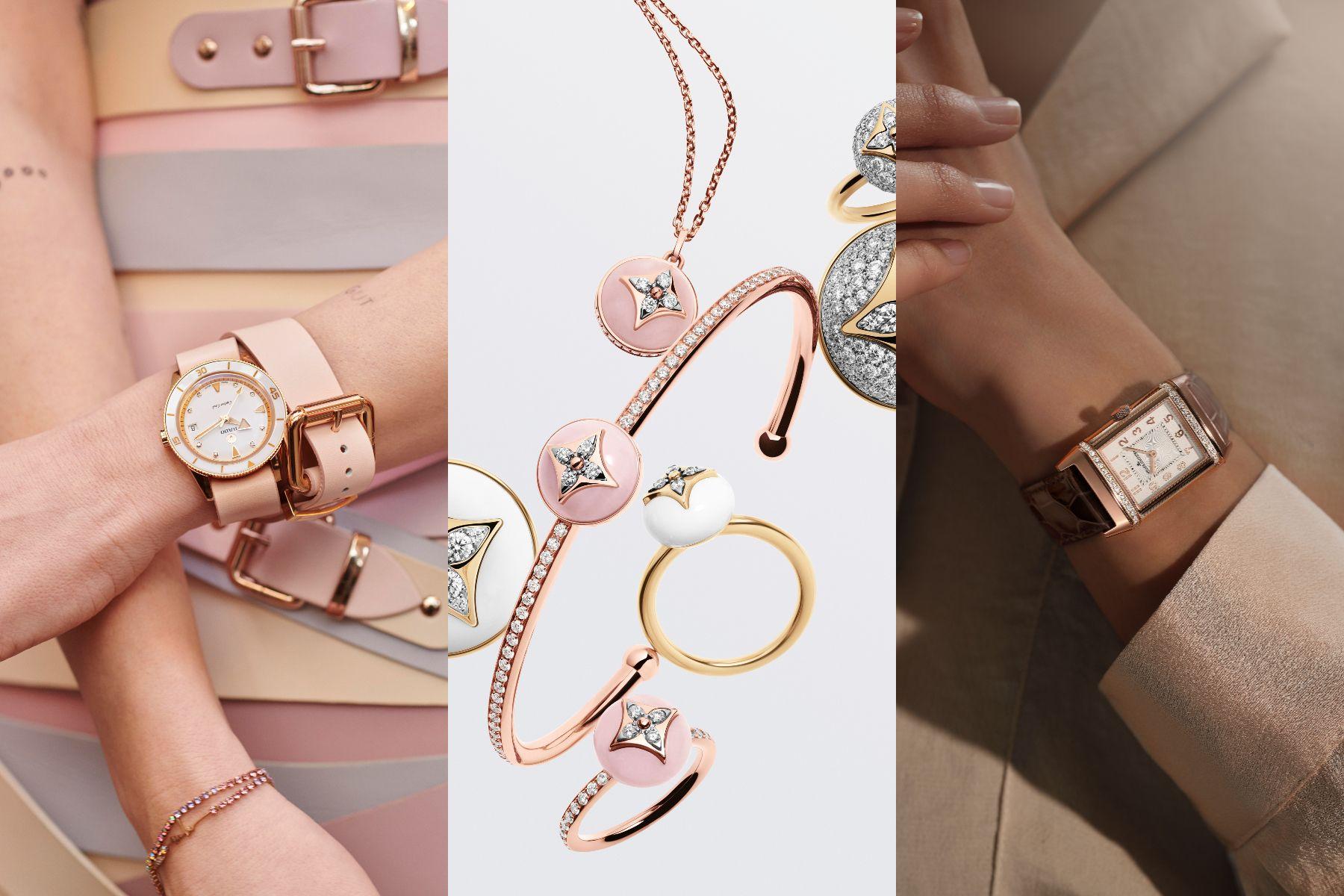 2021珠寶及腕錶系列推薦!從細節晉升高質感穿搭