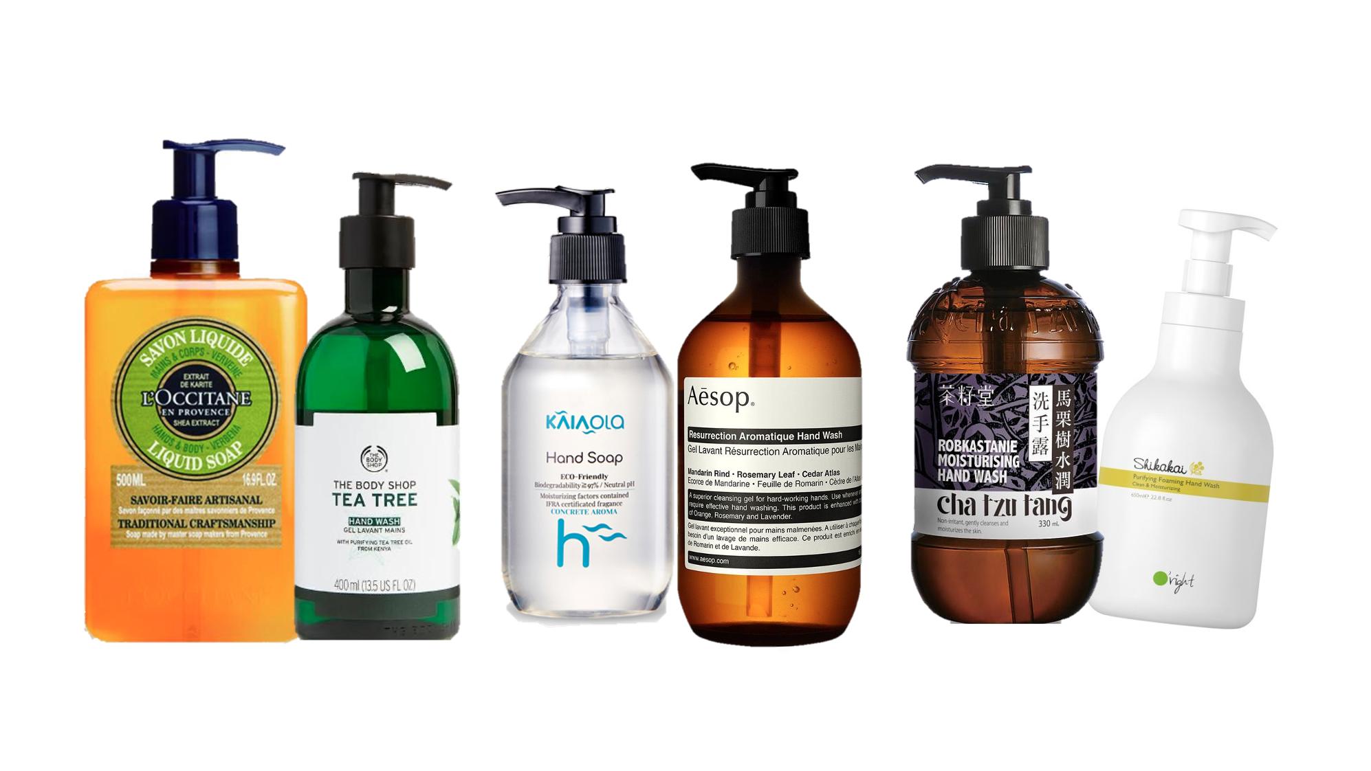 把洗手變得很有儀式感!這六款帶有療癒清新香氛的洗手乳,紓解一下妳的防疫緊繃生活~