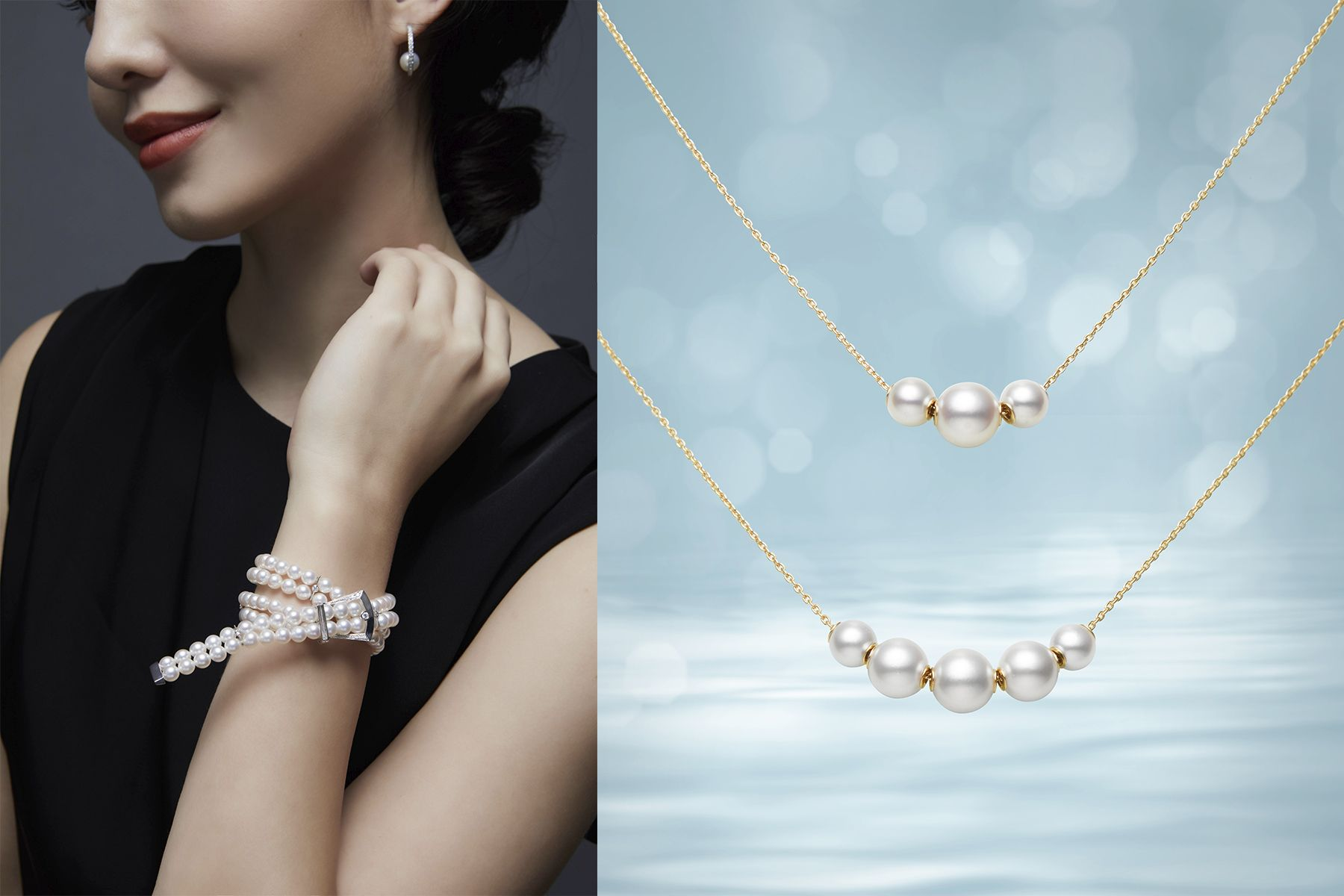 MIKIMOTO經典珍珠月:帶來幸運與祝福的六月誕生石