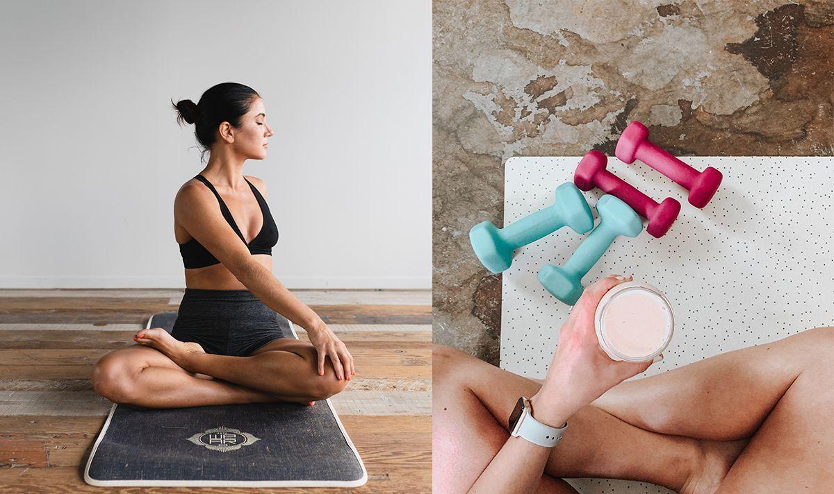 居家防疫運動也不能少!5 種在家就能做的運動、居家健身器材推薦
