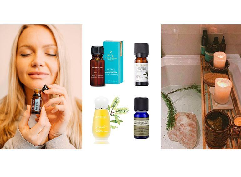 居家生活的療癒小保養就用香氛精油!保養肌膚、舒緩緊繃、加強防疫清潔力道全都 OK!