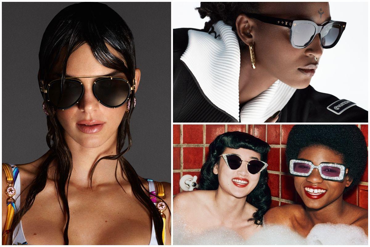 2021春夏就缺一副時髦墨鏡!精選6款「小臉型」超修飾太陽眼鏡